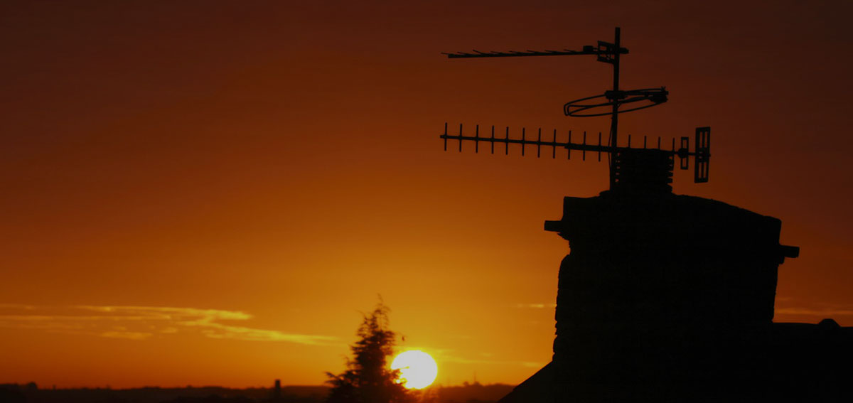 TV aerial installer Edinburgh, Lothians and Borders